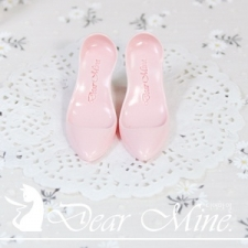 BASIC PUMPS rose pink