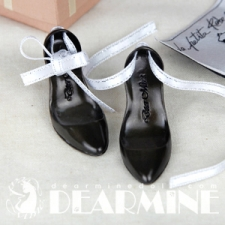 STRAP PUMPS black