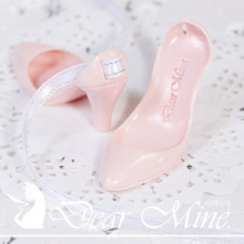 STRAP PUMPS rose pink