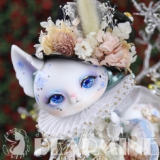 Blue Rose PICASSO (For Dollism Plus TOKYO)